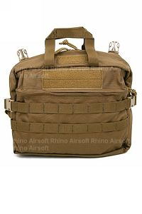 View Pantac Mission Go Bag (Coyote Brown, Cordura) details