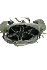 View Pantac Mission Go Bag (OD, Cordura) details