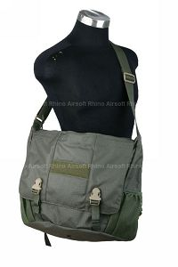 View Pantac Low Profile Courier Bag (Large / RG / Cordu details