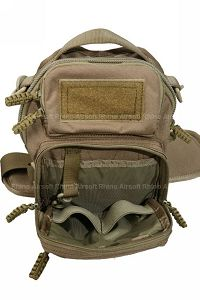 View Pantac MALICE Beetle Waist Bag (Coyote Brown / Cor details