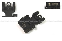 View Bomber LaRue Style Rear Sight (BK) details