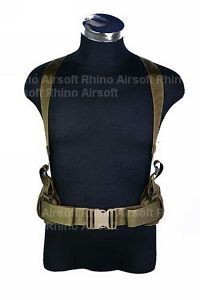 View Pantac Belt with Brace (Small / CB / CORDURA) details