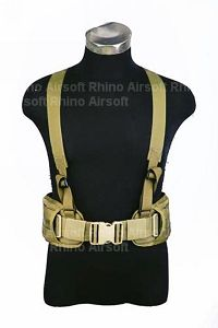 View Pantac Belt with Brace (Khaki / Medium / Cordura) details