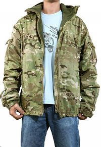 View Pantac Ranger Hoodie (Small / Crye Precision Multicam) details