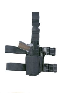 View Pantac Fully Adjustable Holster (Black /  Cordura) details