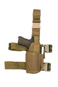 View Pantac Fully Adjustable Holster (CB / Cordura) details