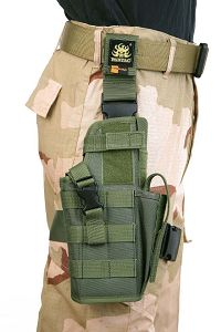 View Pantac MP7 Holster (OD, Cordura) details