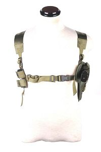 View Pantac Tactical Type 1 Shoulder Holster (OD / CORDURA) details