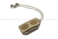 Insight Technology Dual Remote Pressure Switch (TAN)