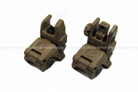 View Magpul PTS MBUS - Front and Rear Sight Set (DE) details