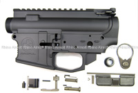 View Prime CNC Upper & Lower Receiver for WA M4 Series - Magpul PTS Licensed Billet Style Lower details