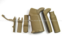 View Magpul MIAD Full Kit (DE) - Limited Supply Only! details