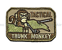 View Mil-Spec Monkey - Tactical Trunk Monkey in Desert details