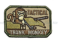 View Mil-Spec Monkey - Tactical Trunk Monkey in Multica details