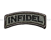 View Mil-Spec Monkey - Infidel Tab in ACU-Dark details