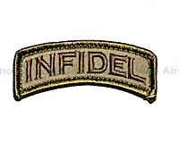 View Mil-Spec Monkey - Infidel Tab in Desert details