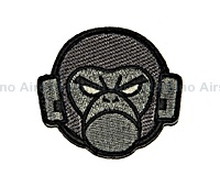 View Mil-Spec Monkey - Mil Spec Monkey Logo in ACU-Dark details