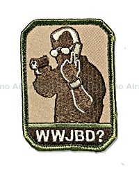 View Mil-Spec Monkey - WWJBD in ARID details