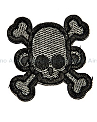 View Mil-Spec Monkey - SkullMonkey Cross Patch in ACU-D details