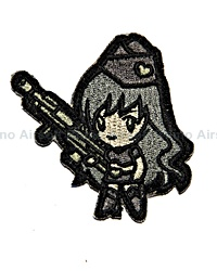 View Mil-Spec Monkey - Gun Girl 1 in ACU details