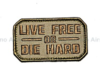 View Mil-Spec Monkey - Live Free or Die Hard in Desert details