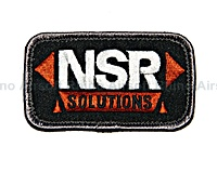 View Mil-Spec Monkey - NSR Solution in Red/Black details
