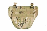 PANTAC Force Recon Vest Groin Protector (Crye Precision Multicam, CORDURA)