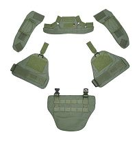 View Pantac Force Recon Protective Accessory Kit (OD / Cordura) details