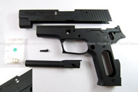 View PGC (Pro-Win) Conversion Kit For Marui P226 Series (Navy, Black) details