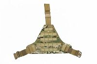 View Pantac Triangular Leg Panel (Crye Precision Multicam / CORDURA) details