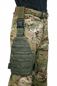 View Pantac Triangular Leg Panel Small (RG / CORDURA details