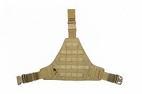 View Pantac Triangular Leg Panel (Khaki / CORDURA) details