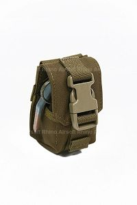 View Pantac Single Fragmention Grenade Pouch (CB / CORDURA) details