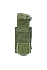 View Pantac Molle 9mm Magazine Single Pouch (OD / CORDURA) details