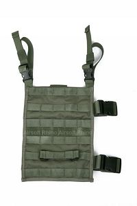 View PANTAC MOLLE Upright Drop Leg Panel (RG / Cordura) details
