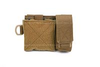 View Pantac MOLLE Small Administrative Pouch (CB / Cordura) details