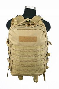 View Pantac A-III MOLLE Medical Pack (Khaki / CORDURA) details