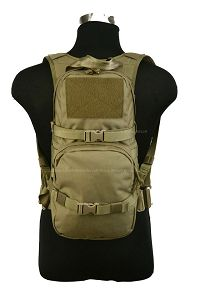 View Pantac Hydration Backpack for RRV Vest (Khaki / CORDURA) details