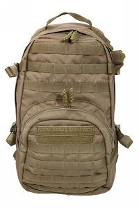 View Pantac MOLLE HAWK Backpack (Coyote Brown / Cordura) details