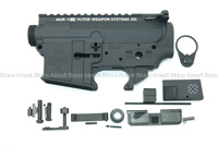 View Prime CNC Upper & Lower Receiver for WA M4 Series - (Noveske N4 Marking with Noveske MUR-1) details
