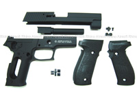 Prime 2011 P226N Aluminum Slide & Frame Kit for TM P226R