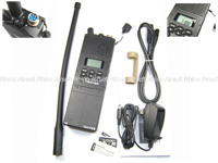 View Spartan Airsoft PRC-148 MBITR Functional Radio (Limited Edition) details