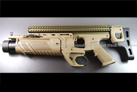 VFC Ehanced Grenade Launcher Module (EGLM) DX version - Tan