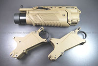 VFC Ehanced Grenade Launcher Module (EGLM) STD version - Tan