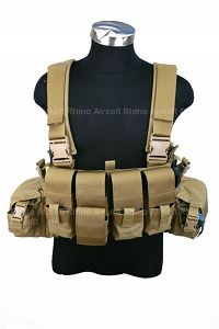 View Pantac Tactical LT* 1961A Band (Khaki, Cordura) details