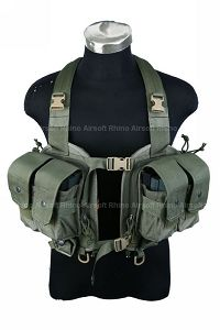 View Pantac LBT NSW Split Front Chest Ves (RG / Cordura) details