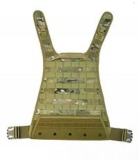 View Pantac MBSS / RRV Molle Back Plate (Crye Precision Multicam, Cordura) details