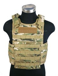 View Pantac Molle Tactical Plate Carrier Full Set (MC / Medium / Cordura) details
