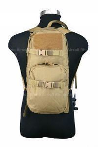 View Pantac MBSS Hydration Backpack Full Set (Khaki / CORDURA) details