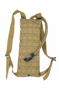 View Pantac Compact Hydration Backpack (Khaki / CORDURA) details